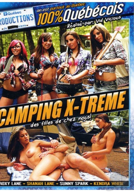 Camping X-Treme Public Sex