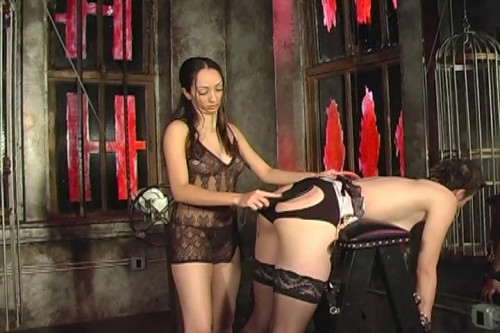 Den Of Submission 2, scene 1 BDSM