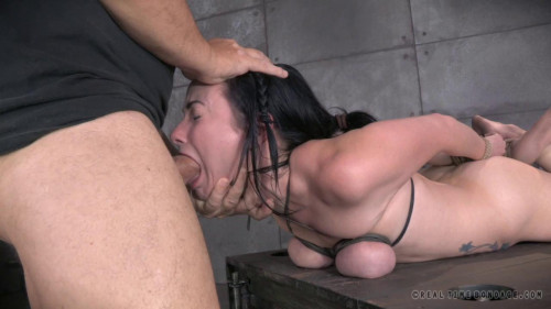 Realtimebondage - Nov 04, 2014	- Sexy Veruca James restrained in tight hogtie... - Veruca James BDSM