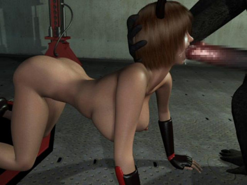 Mysterious Sexy Thief Wild Cat Vs Gorilla Man 3D Porno