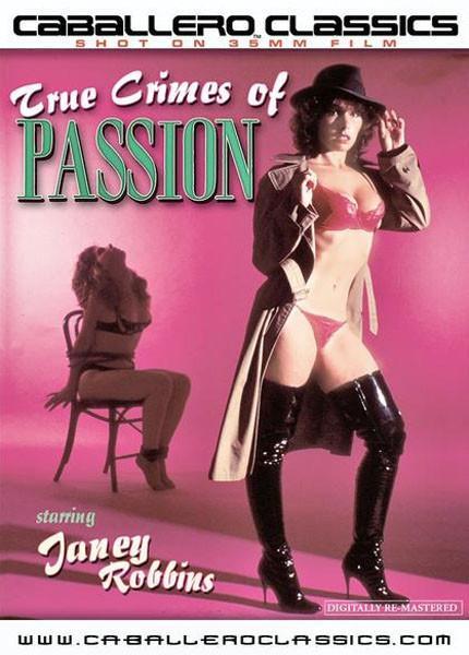 True Crimes Of Passion