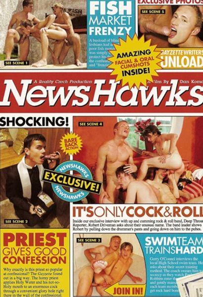 News Hawks - Gayzette Gay Movie
