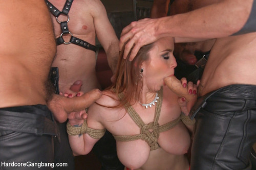 DOWNLOAD from FILESMONSTER: orgies Queen pussy stuffed chock full of cock and cum!
