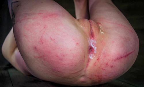 More extreme part begins BDSM