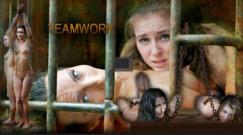 Teamwork - Wenona, Jessie Parker and Cyd Black BDSM