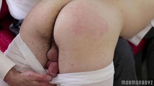 MormonBoyz - Elder Foster - Disciplinary Action Gay Unusual