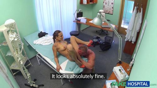 Fit Nurse Sucks And Fucks Body Builder Hidden camera