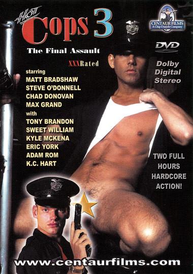 Hot Cops 3 Gay Movie