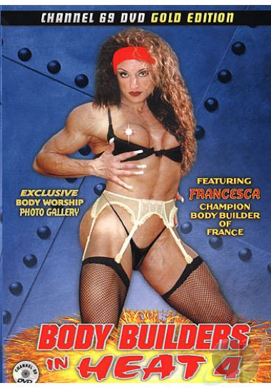 Body Builders in heat 4 Female Muscle