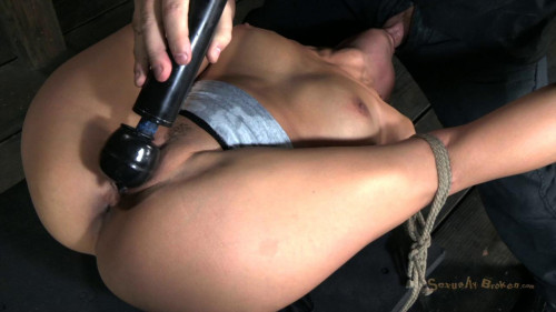 SB - Hot Latina is overloaded with cock, orgasms, and bondage - Feb 25, 2013 - HD BDSM