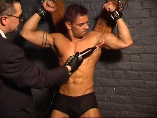 Chained heroes 4 Abduction Gay BDSM
