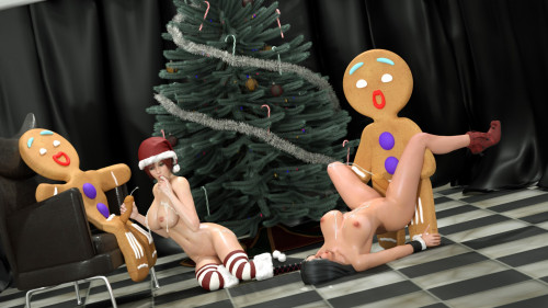 Dizzydills 3D Image Sets