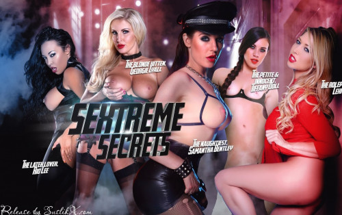 Sextreme Secrets (2015) Erotic games