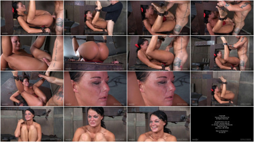 London River Can't Stop Cumming When Bound