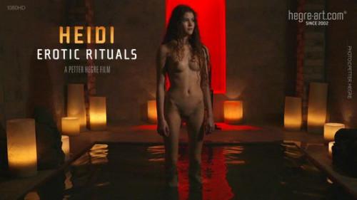 Heidi – Erotic Rituals