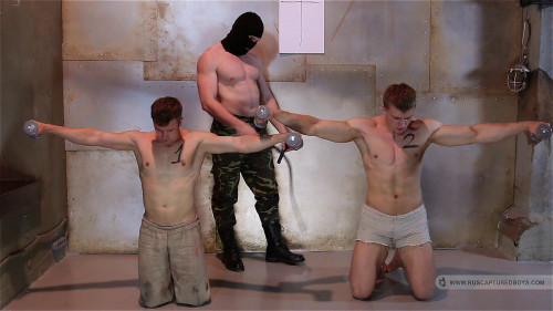 Slaves Competition II - Part I Gay BDSM