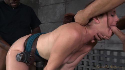 Dungeon slave Cici Rhodes BDSM