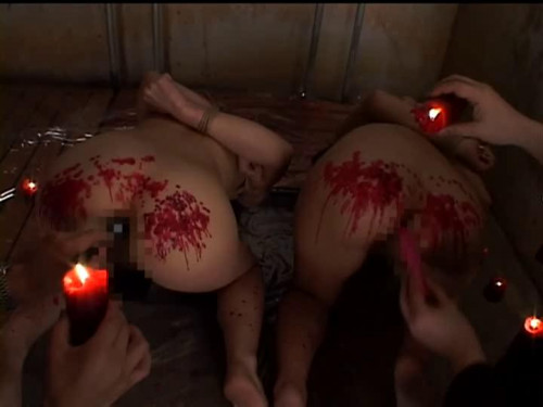 Two Nurse slave BDSM