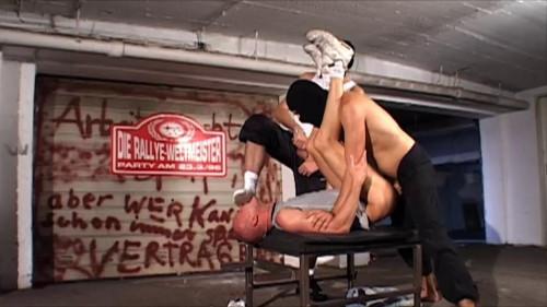 Sneaker Sex 7: Gangster Alarm Gay Porn Movie