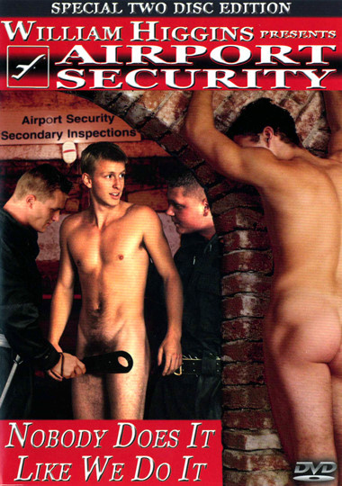 Airport Security Gay Movie