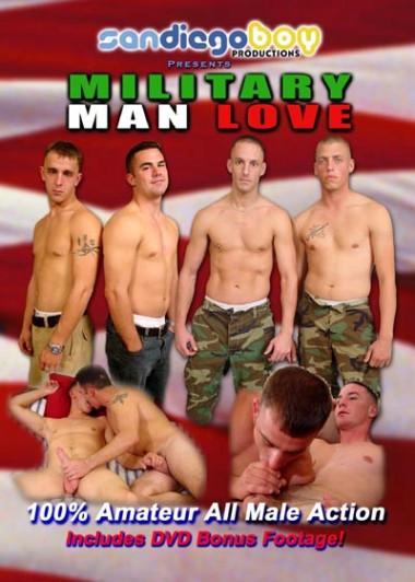 Military Man Love Gay Porn Movie