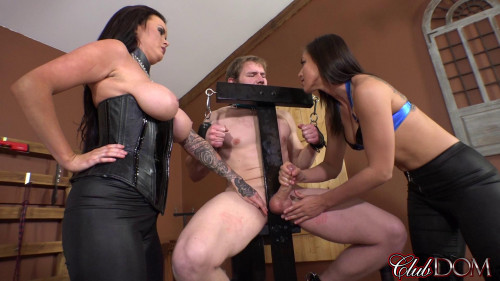 DOWNLOAD from FILESMONSTER: femdom and strapon Milking