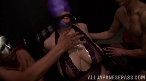 DOWNLOAD from FILESMONSTER: bdsm Busty Asian amateur milf gets oiled and banged extremey hard
