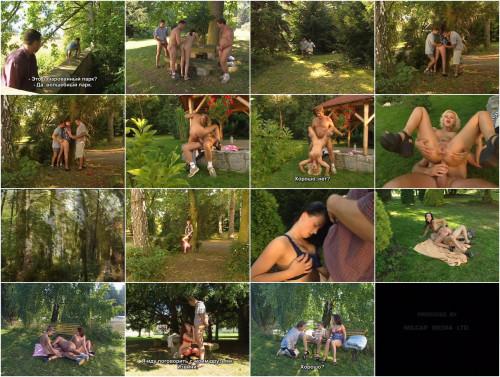 Private Matador vol 4: Anal Garden