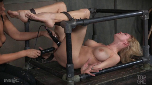 Fear Play: Rain DeGrey, London River – BDSM, Humiliation, Torture