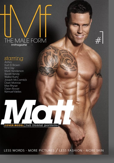TMF-The Male Form magazine Gay Pics