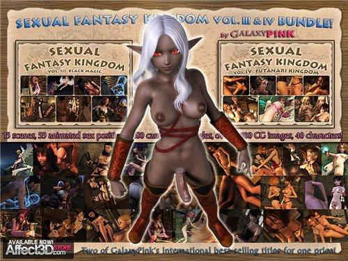 Sexual Fantasy Kingdom 3D 3D Porno