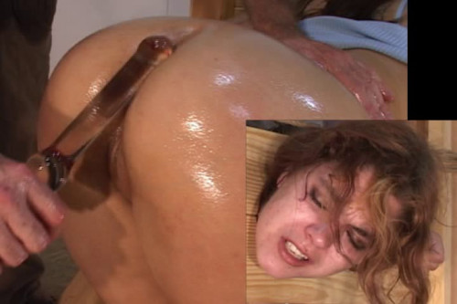 Kayyla - Hitchhikers Discipline BDSM