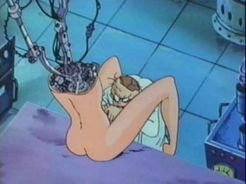 Alice Monkey Punch no Sekai: Alice Anime and Hentai