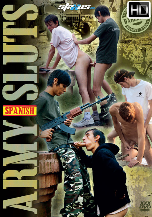 Spanish Army Sluts (2012)