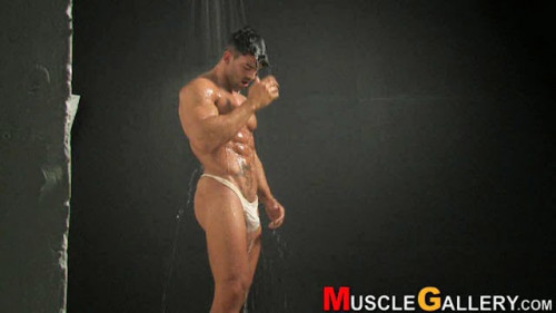 DOWNLOAD from FILESMONSTER: gay unusual Fitness model Sergi Constance poses for Musclegallery