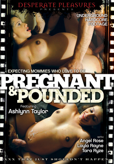 Pregnant & Pounded Pregnant Sex