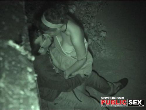 The Galician Night Crawling # 39 Hidden Cam Sex