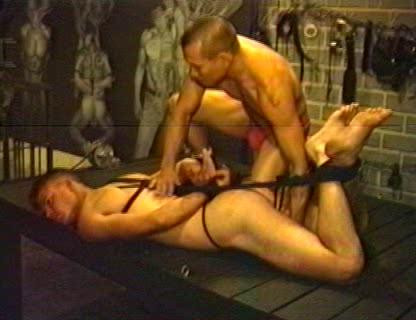 DOWNLOAD from FILESMONSTER: gay bdsm He punishes Fox with plenty of bondage, ball weights, a whip, intense ass spanking