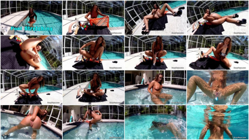 DOWNLOAD from FILESMONSTER: fisting and dildo Pool Stretching