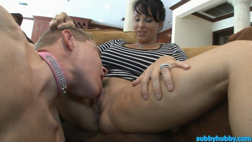 DOWNLOAD from FILESMONSTER: femdom and strapon Holly Halston Esmi Lee Mom Trains The New Boyfriend part 1