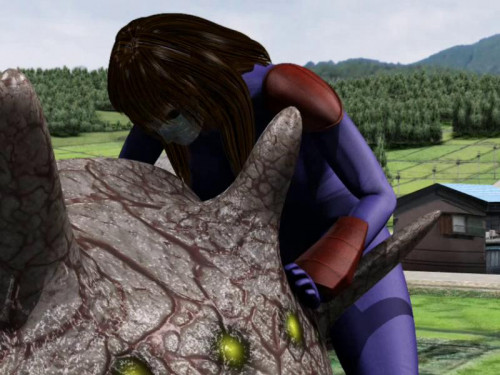 Giant dick in the form of in me 3D Porno