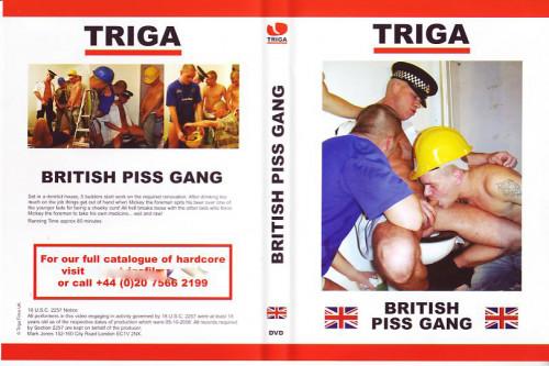 British Piss Gang Gay Movie