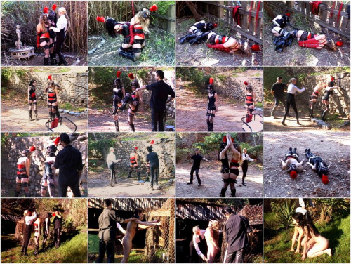 Pony Girls - Tamed Trained & Tortured BDSM