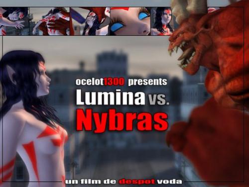 Lumina vs Nybras Super HD-Quality 3D 2013 3D Porno