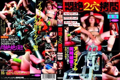 CC-100 - Japanese Fucking Machines. Various Sex Machines