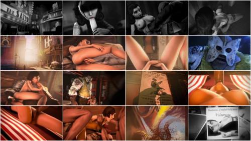 Bioshag Trinity 3D Porno