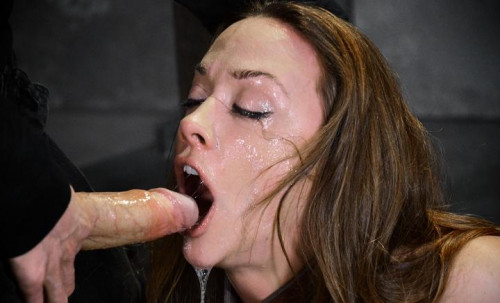 Sexy Chanel Preston sexually disgraced, tag teamed by cock