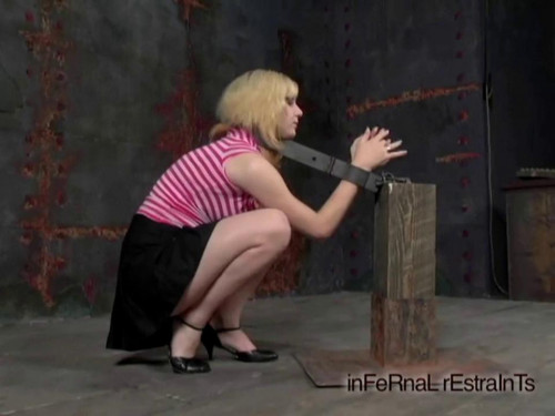 Cell Block P # 1 (K.Pinky) InfernalRestraints BDSM