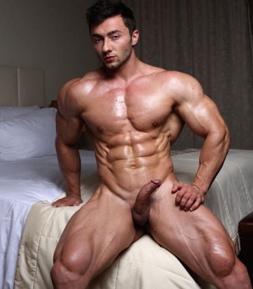 Chris Bortone - Ready For Action! Gay Solo