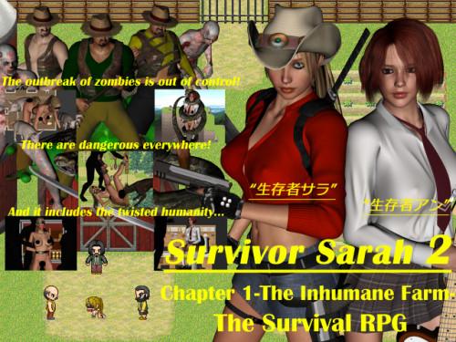 Survivor Sarah 2 Part 2 Porn games